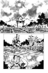 FYA-Ronin-inks-p01 by ClaudioMunoz