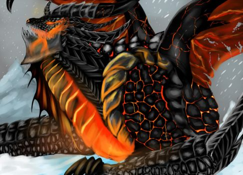 Deathwing by Ake-OokaMi