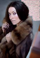 Olivia Wilde Loves to Wrap Around Your Mind by oneeyedstranger