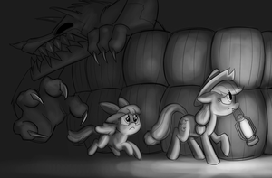 Down In The Basement by Mickeymonster