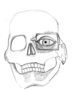 Sight skull by AItruth
