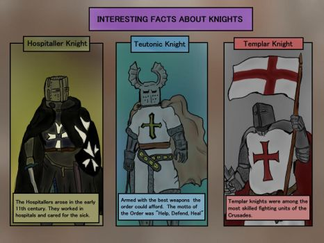 Knights by WalterBl