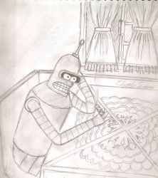 Request of Bender by Hrod-Ward