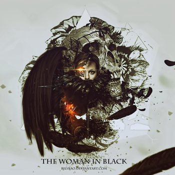 Woman In Black by BiLyBao