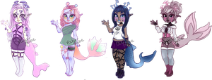 Fungicakes Adopts +Custom | CLOSED by lesimoon