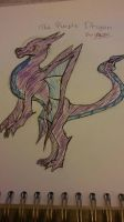 The Purple Dragon by RNK50