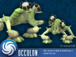 Occulon - Spore by danieljoelnewman