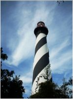 St. Augustine lighthouse by BoBxisxcool