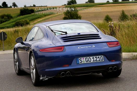 2012 Porsche 911 by CarraraDesign