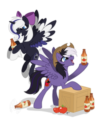 Somerset Apples by Featherpaw14