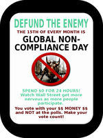 Global Non-Compliance Day by paradigm-shifting