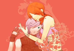 Vanille x Lightning - Forever in My Life by iChoulicio