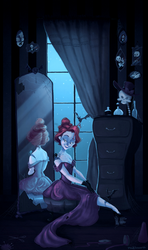 Princess Sally revisited by matthoworth
