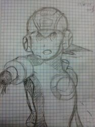Megaman NT Warrior by BrunoProg64