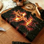 The Magma Lord's Grimoire by MilleCuirs