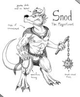 Snod, the Magnificent by white-briefs