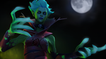 Death Prophet - Dota 2 by Silver-Fate