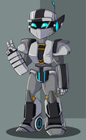 Ace the Medabot by Nix-Tempesedo