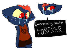 Poor Sad Mae by Lonerigger