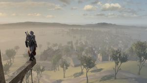 Assassin's Creed III - Beacon Hill by SSB09