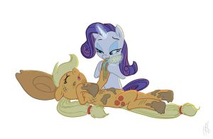 I told you you work too hard by Siansaar