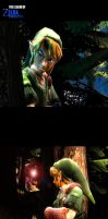 Zelda Profusion Of Evil Monster Looking For Link by shadow759