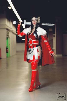 Lady Sif by LuceCosplay