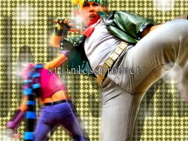 JoJo's Bizarre Adventure Part 2 - Battle Tendency by stainlessproduct
