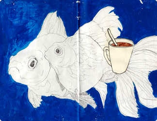 fishseemtolikecoffetoo. by Eva-ve