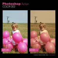 Photoshop Action - Color 002 by primaluce