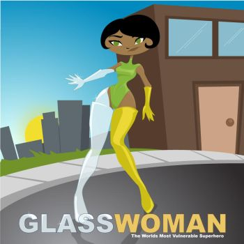 Glass Woman by BlissInMyCoffee