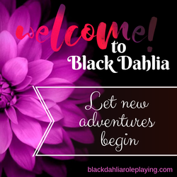 Welcome by BlackDahliaRP