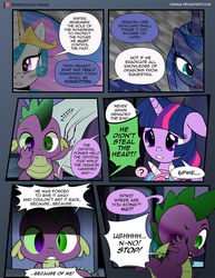 The Shadow Shard Page 49 by dSana