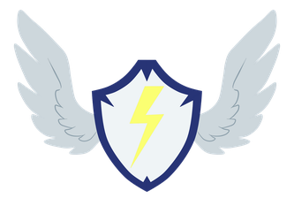 Silas Shield-Wing's Cutie Mark by SilasShield-Wing