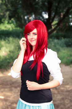 Ariel-The Little Mermaid Cosplay by kanamecosplay