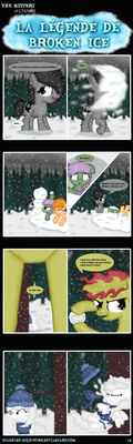 MLP: La legende de Broken Ice page 14 ENG by stashine-nightfire