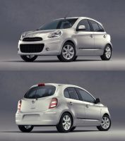 Nissan Micra BlueGrade by NasG85