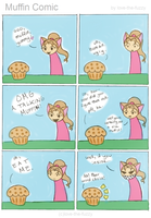Muffin Comic by love-the-fuzzy
