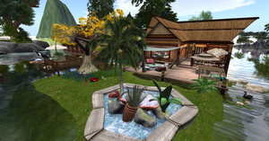 My Home in SecondLife by T-i-g-g