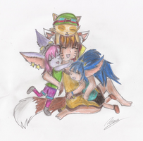 Amor yordle by 1nvaderNad