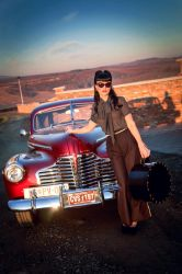 the 40 Buick 2 by LadyOfTheShadow