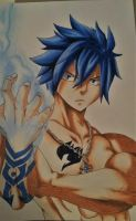 Gray Fullbuster by SgkDrawing