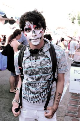 October Beer Fest, Face Paint