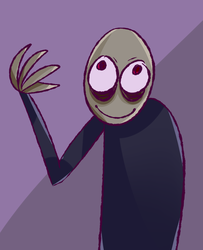 Salad Fingers by plegan