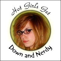 Hot Girls Get Down and Nerdy by mikekearn