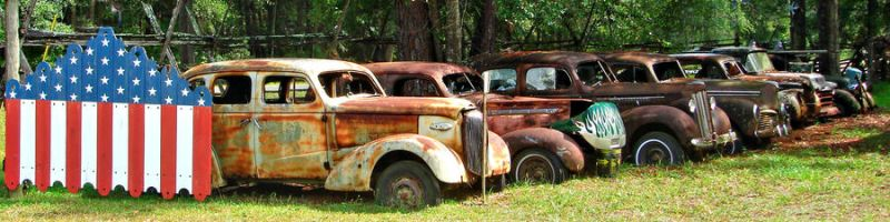 Old Jalopies by PhotoDavid1957