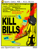Spark Comic 30 - Kill Bills by SuperSparkplug