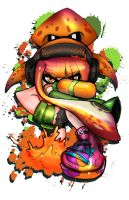 Splatoon - Prepare to be splatted! by Domadraghi