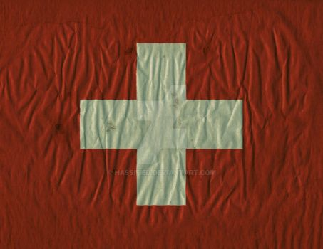 Swiss Flag by hassified