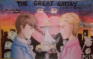 The Great Gatsby by BooBooKachoo
